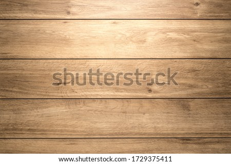Brown wood plank wall texture background. #1729375411