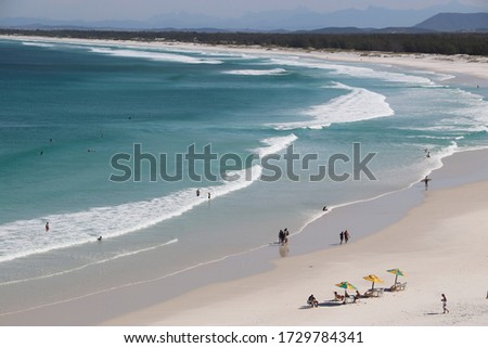 Big Beach in Arraial do Cabo, RJ #1729784341