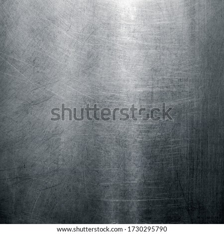 Grunge metal background, rusty steel texture  #1730295790