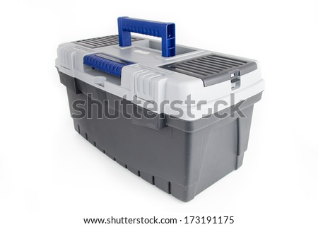 Toolbox isolated on white background #173191175
