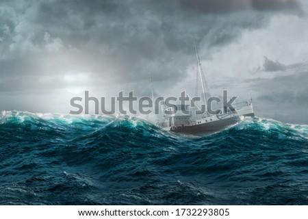 19 Mayis 1919, Ataturk's Bandirma Ship. Samsun Royalty-Free Stock Photo #1732293805