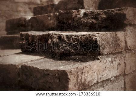 Brick wall background texture #173336510