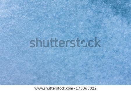 Texture of ice Japan sea in near Vladivostok. #173363822
