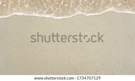 Sand & beach texture background