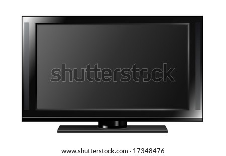 LCD TV #17348476