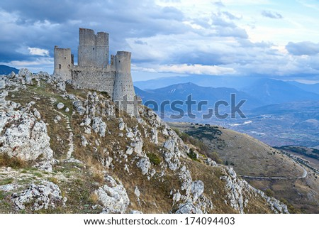amazing castle  #174094403