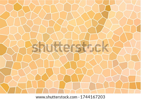 The Abstract pictures of Yellow,
