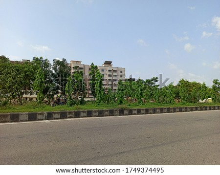 Building sky Road Pic of Nature