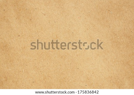 Brown craft paper for background Royalty-Free Stock Photo #175836842