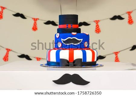 Cake Birthday Hat Candy Cartoon