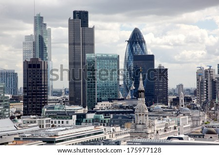 London city, UK  #175977128