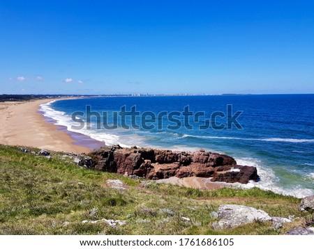 Uruguay Coast Punta Balena Punta del Diablo Natural Uruguay Rocha Punta del Este  #1761686105