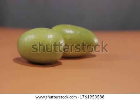 Fresh lime high quality image