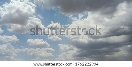 Sky  natural  beauty & awesome  click  pic