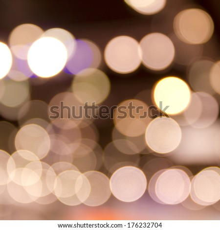 Magical Background With Colorful Bokeh Stock Photo 176040032 : Shutterstock
