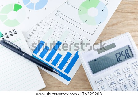 Graphs and Calculator #176325203