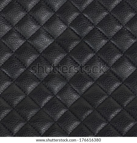 Black leather background,Black leather texture