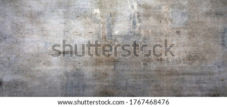 Old grungy concrete wall as background or texture Royalty-Free Stock Photo #1767468476