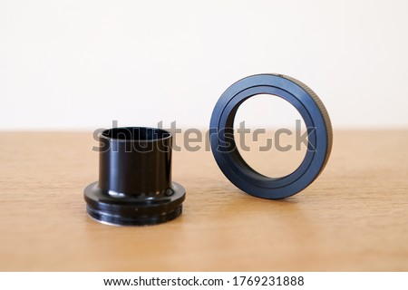 T ring mount adapter for dslr or mirrorless camera to moon telescope for astrophotography #1769231888