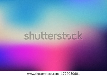 Blur Background Gradient with Noise Grain Effect Royalty-Free Stock Photo #1772050601