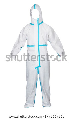 Disposable Medical Hood Protective Suit Hospital Docter Medical Safety Isolation Overalls Suit Home Lab Isolation Protective Coveralls Overalls Suit pe surgical suit #1773667265