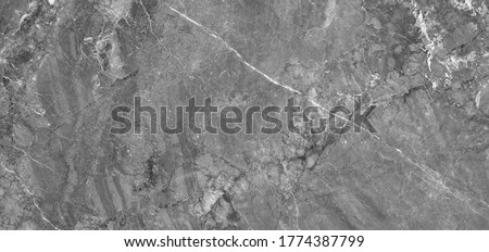 Rustic marble texture, natural grey marble texture background with high resolution, marble stone texture for digital wall tiles design and floor tiles, granite ceramic tile, natural matt marble. Royalty-Free Stock Photo #1774387799