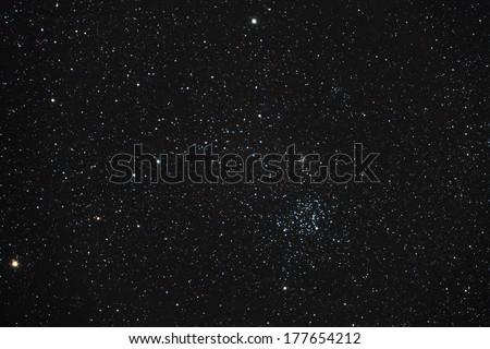 open stars cluster