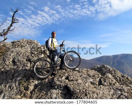 Mountain bike. #177804605