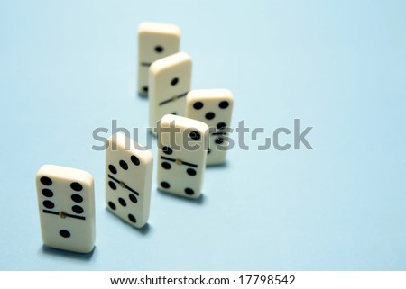 Dominoes #17798542