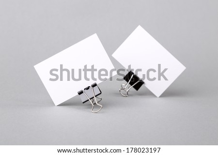 Photo. Business card. Template for branding identity. For graphic designers presentations and portfolios
