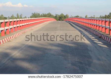 A bridge is a structure built to span a physical obstacle, such as a body of water, valley, or road, without closing the way underneath. #1782475007