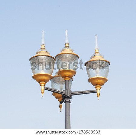 Lighting in the Park #178563533