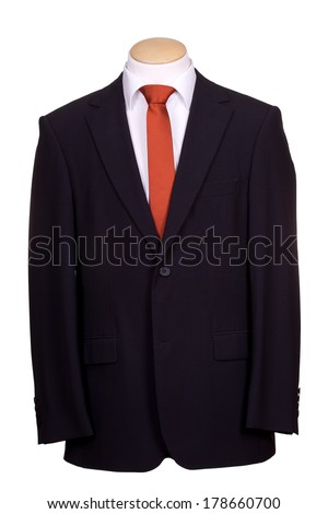 suit with tie #178660700