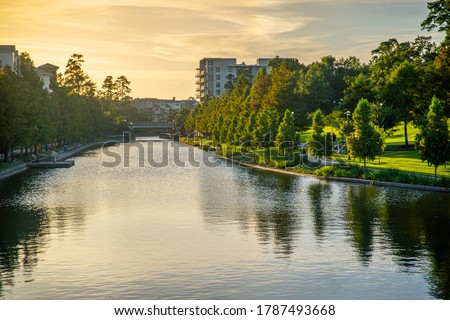 The Woodlands, Texas Waterway Square Town Center  #1787493668