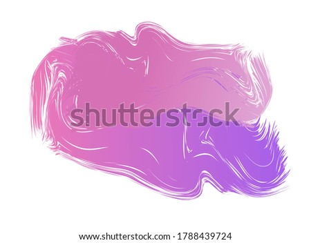 Abstract aquarelle ink blob spot colorful, paint liquid dirty spot stain element for modern grunge background, paintbrush scribble blotch drawn artistic background decoration image clipart