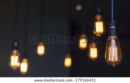 lighting decoration #179166431