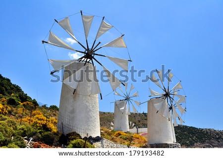 Windmillsv, Greece #179193482