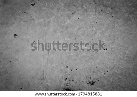 grey concrete wall - exposed concrete,old gray concrete wall for background,old grungy texture, black stone concrete texture background grey anthracite square.Texture of old dirty concrete wall #1794815881