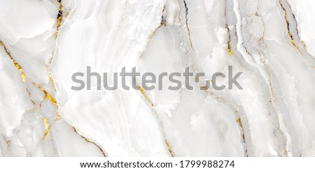 white carrara statuario marble texture background, calacatta glossy marble with grey streaks, satvario tiles, banco superwhite, ittalian blanco catedra stone texture for digital wall and floor tiles Royalty-Free Stock Photo #1799988274