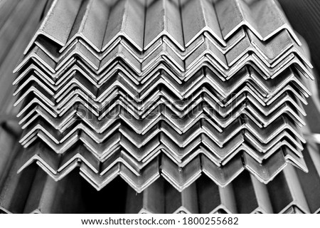 steel profile materials used in industry #1800255682