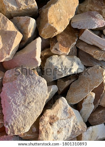 Seamless texture of stone or gravel.