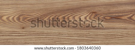 Natural wooden texture background with high resolution, Wood wall plank brown texture background, Dark wooden. Natural pattern wood and texture of Ash wood. Plain Wood Texture Background for 3D. #1803640360