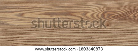 Natural wooden texture background with high resolution, Wood wall plank brown texture background, Dark wooden. Natural pattern wood and texture of Ash wood. Plain Wood Texture Background for 3D. #1803640873