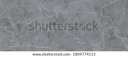 Limestone Marble Texture Background, High Resolution Italian Grey Effect Marble Texture For Abstract Interior Home Decoration  Used Ceramic Wall Tiles And Floor Tiles Surface  #1804774513