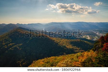 Cumberland Gap National Historical Park Royalty-Free Stock Photo #1806922966