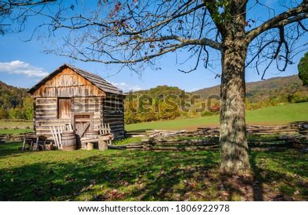 Cumberland Gap National Historical Park Royalty-Free Stock Photo #1806922978