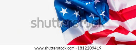 2020 Presidential Election. 2020 United States of America Presidential Election. Vote America Presidential Election  Royalty-Free Stock Photo #1812209419