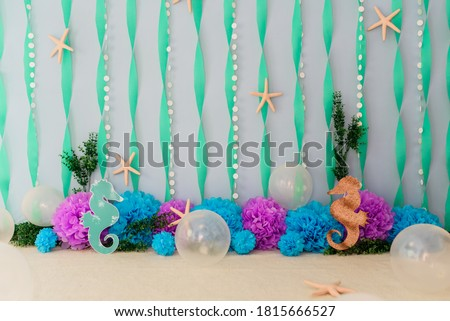 Digital backdrop background for photography Royalty-Free Stock Photo #1815666527