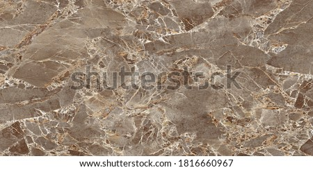 Marble texture background, Natural breccia marble tiles for ceramic wall tiles and floor tiles, marble stone texture for digital wall tiles, Rustic rough marble texture, Matt granite ceramic tile. #1816660967