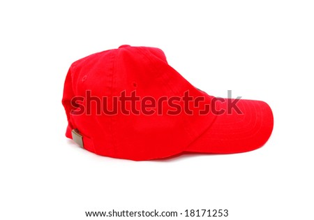 a red hat for decoration #18171253